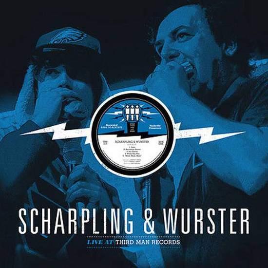 Scharpling & Wurster - Live At Third Man Records - LP