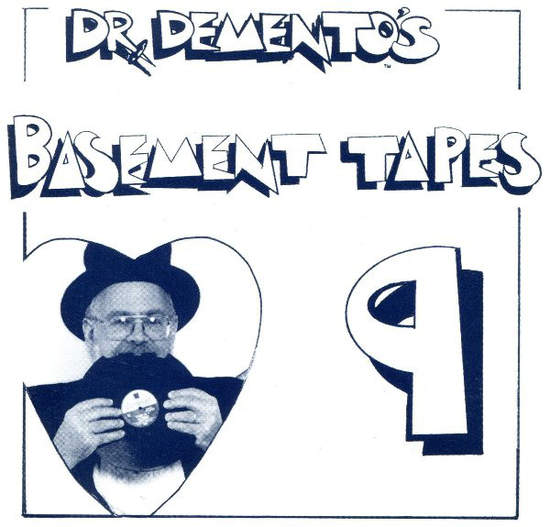 Dr. Demento - Dr. Demento Basement Tapes #9 Cd Very Rare - CD