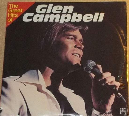 Glen Campbell - The Great Hits Of - 2LP