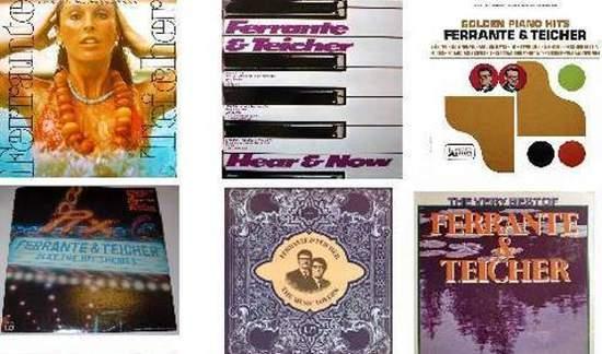 Ferrante & Teicher - Package Of 6 Vinyl Lp's - LP