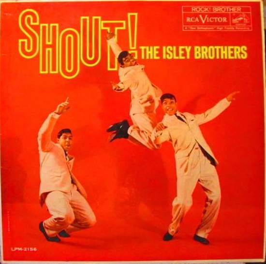 Isley Brothers - Shout! - LP