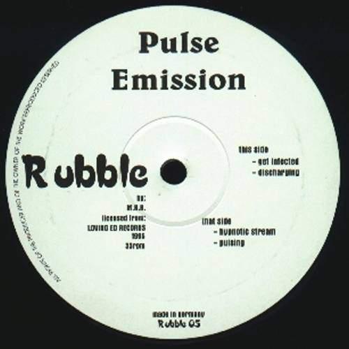 M.k.k. - Pulse Emission - LP