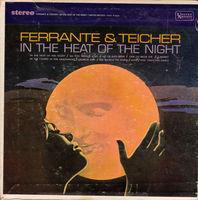 "Ferrante & Teicher - In The Heat Of The Night - 7"""