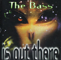 Dj Billy E. Okon - The Bass Is Out There - CD