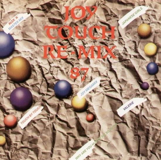Joy - Touch Re-mix 87 - CD