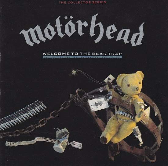 Motorhead - Welcome To The Bear Trap - CD