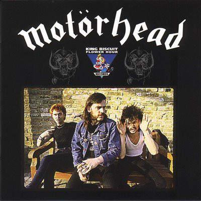Motorhead - King Biscuit Flower Hour - CD