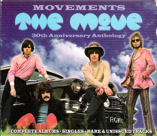 Move - Movements - (box Set) - Anthology - 3CD