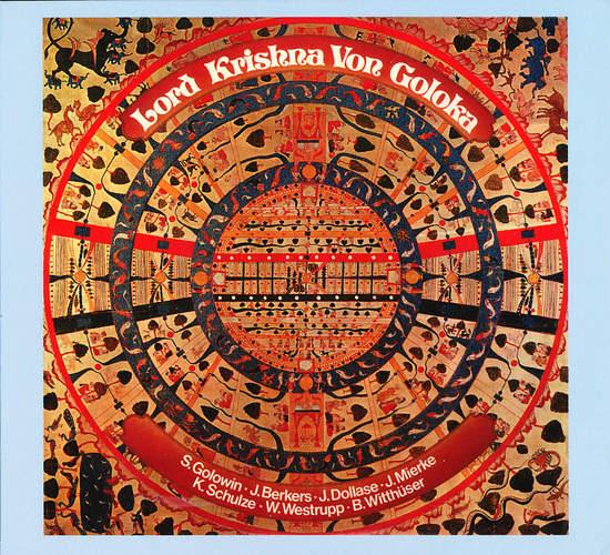 Golowin,sergius - Lord Krishna Von Goloka - CD