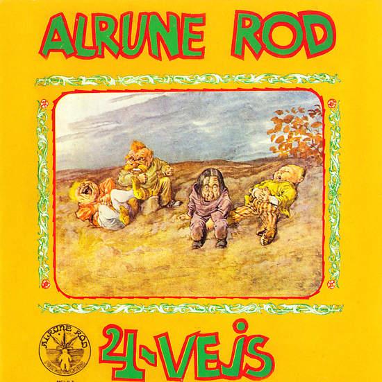 Alrune Rod - 4-vejs - CD