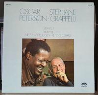 Oscar Peterson - Stephane Grappelli Quartet - Vol. 2 - LPGatefold