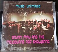 Brian May & The Melbourne Abc Showband - Music Unlimited - LP+CDR