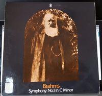 Sir John Barbirolli,vienna Philharmonic - Symphony No.1 In C Minor - LP