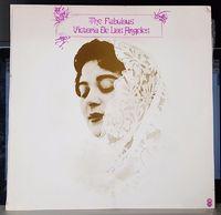 Victoria De Los Angeles - The Fabulous Victoria De Los Angeles - LP