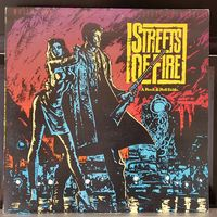 Various - Streets Of Fire, Soundtrack - LP