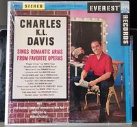 Charles K.l. Davi - Sings Romantic Arias From Famous Operas - LP