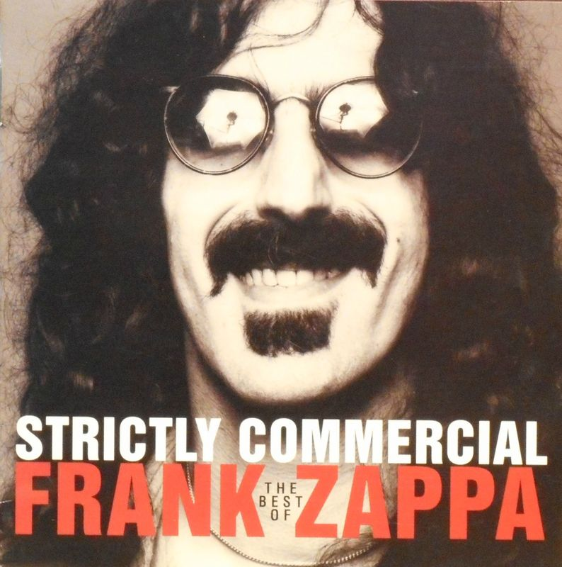 Frank Zappa Strictly Commercial Records Cds And Lps