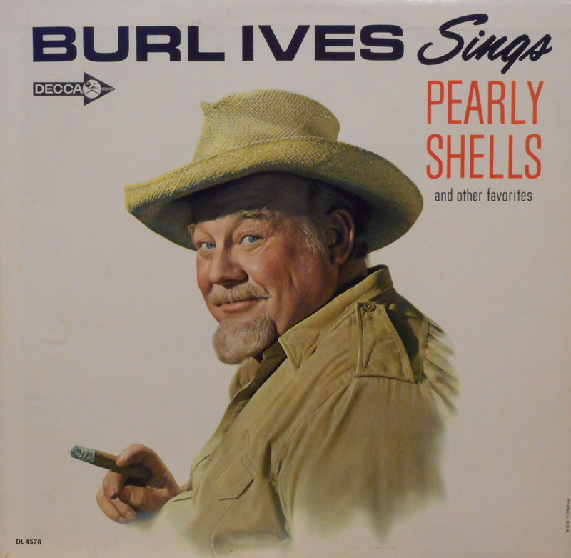 burl ives the times they are a changin
