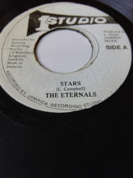 """Eternals - Stars - 7"""""""