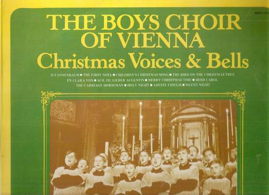 Christmas Voices And Bells