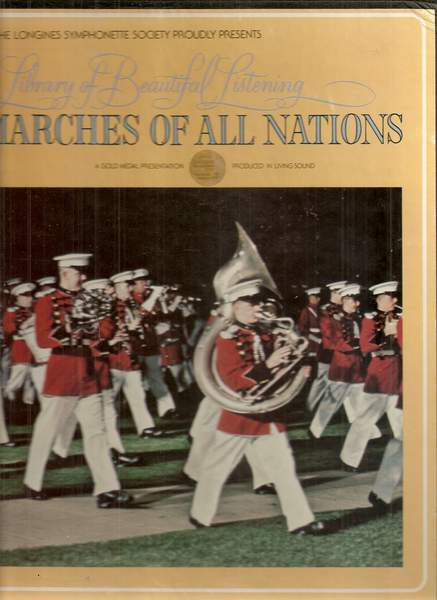 Marches Of All Nations