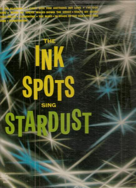 Ink Spots - Sing Stardust, Volume 3 - LP