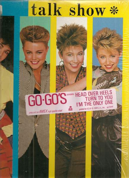 Go-go's - Talk Show - LP