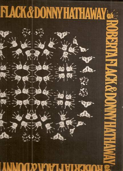 Roberta Flack & Donny Hathaway - Roberta Flack & Donny Hathaway - LP Gatefold