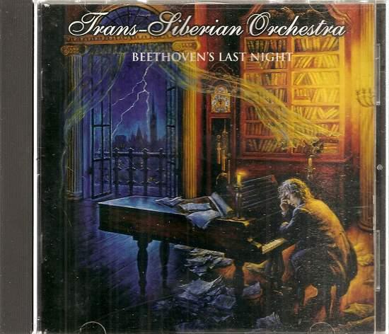 Trans-siberian Orchestra - Beethoven's Last Night - CD