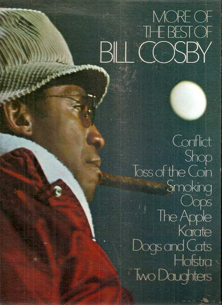 Bill Cosby - More Of The Best Of Bill Cosby - LP