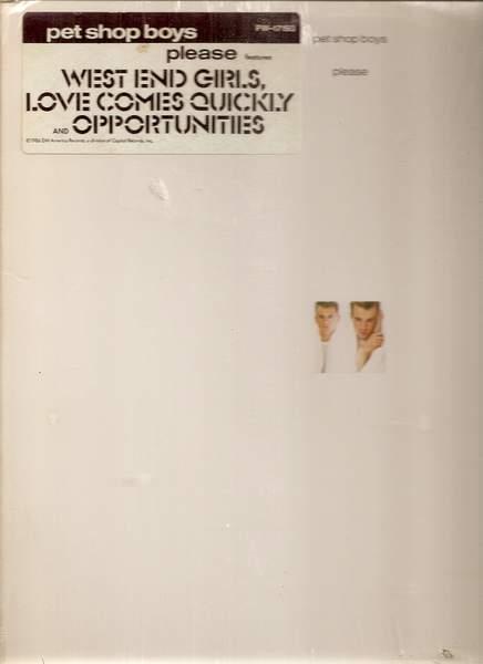 Pet Shop Boys - Please - LP