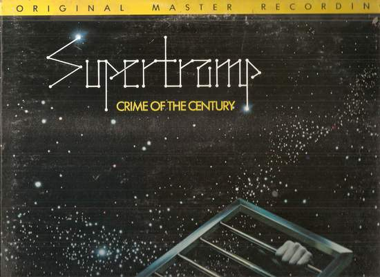 Supertramp - Crime Of The Century - LP