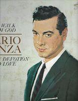 Mario Lanza  - I'll Walk With God - LP