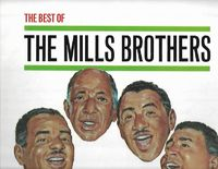 Mills Brothers - The Best Of The Mills Brothers - 2LP