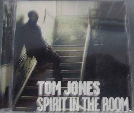 Tom Jones - Spirit In The Room - CD