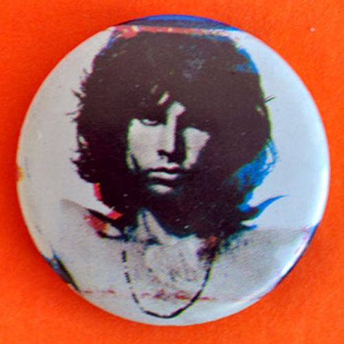 DOORS - An American Prayer Pin Badge - Button