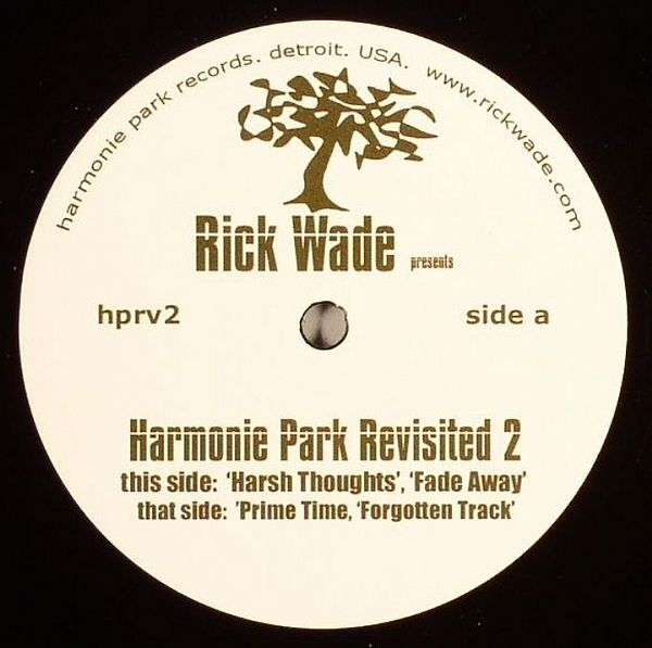 RICK WADE - Harmonie Park Revisited 2 - 12 inch x 1