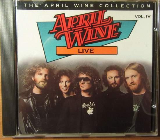 April Wine - Live - CD