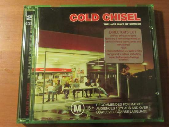 Cold Chisel - The Last Wave Of Summer - 2CD