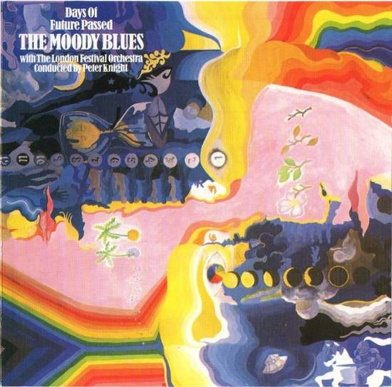 Moody Blues - Days Of Future Passed Record