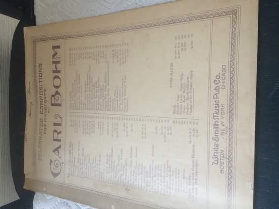 Carl Bohm - Charge Of The Uhlans - Sheet Music