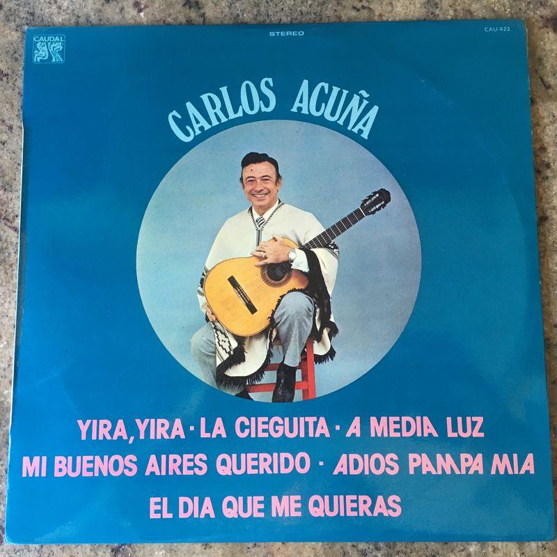 Carlos Acuña Y Su Orquesta Típica Argentina Carlos Acuña