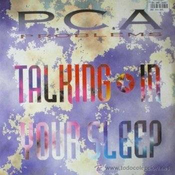 Pca Problems - Talking In Your Sleep - Maxi