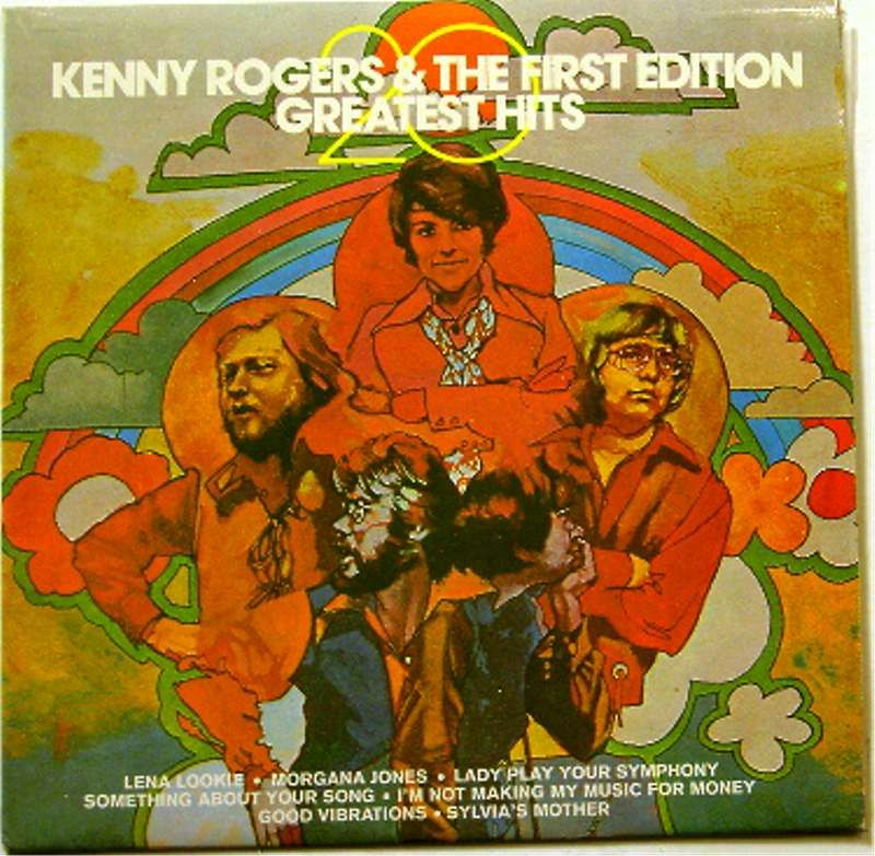 kenny rogers the gift cd