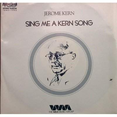 """Jerome Kern - The First 100 Years - 12"""" Box Set"""