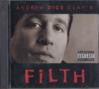 Andrew Dice Clay - Filth (3-cd) - CD