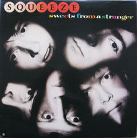 Squeeze - Sweets From A Stranger (japan) - LP