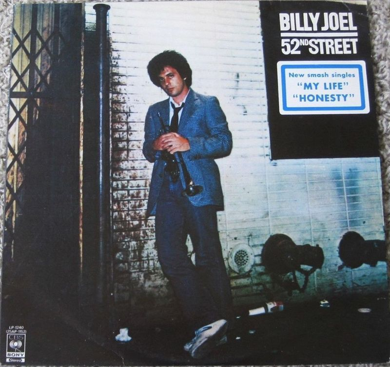 Billy Joel - 52nd Street (japan)
