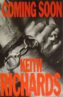 Keith Richards - Coming Soon / Talk Is Cheap - Poster