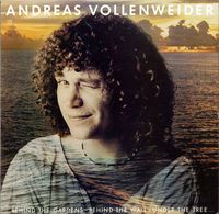 Andreas Vollenweider - Behind The Gardens - Behind The Wall - Under The Tree - LP